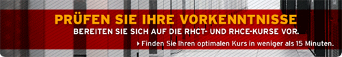 RHCT und RHCE Red Hat Pre-Assessments