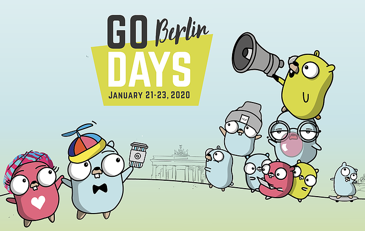 GoDays – 21. – 23. Januar 2020 in Berlin